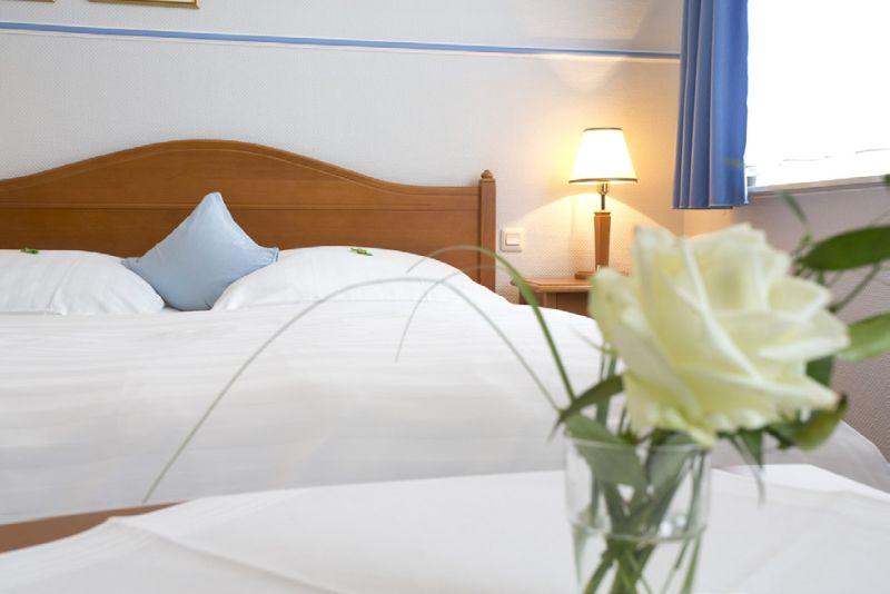 Zimmer im Stammhaus, Hotel zur Krone in Gescher