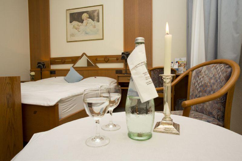 Zimmer im Stammhaus Hotel zur Krone, Hotel Gescher bei Coesfeld, Stadtlohn, Borken, Velen